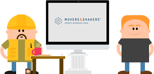 Movers & Shakers image