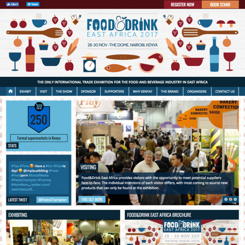 Food & Drink East Africa hover image