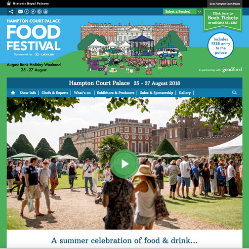 HRP Food Festivals hover image