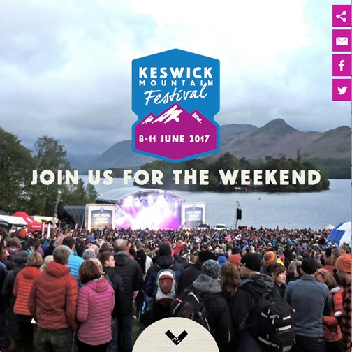 Keswick Mountain Festival hover image