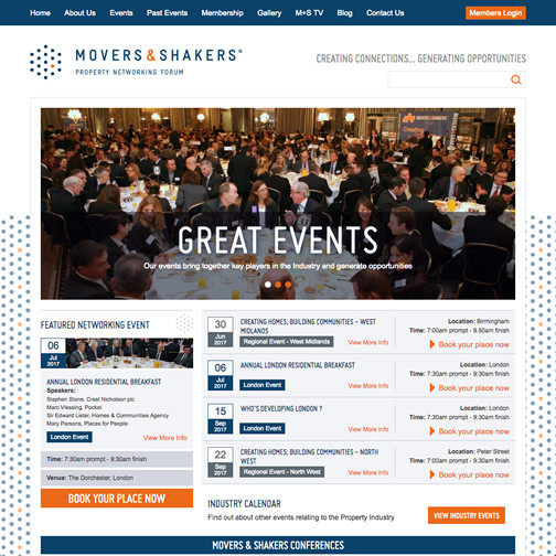 Movers & Shakers hover image