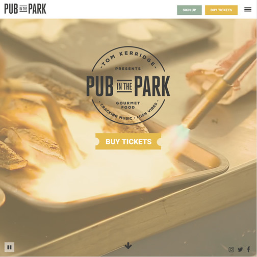 Pub in the Park hover image