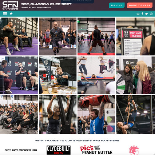 SFN Expo hover image