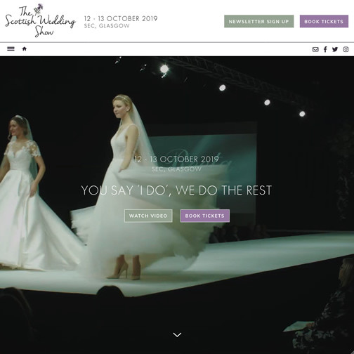 The Scottish Wedding Show hover image