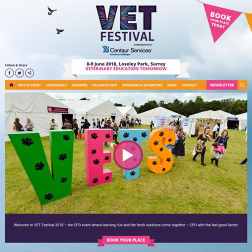 Vet Festival hover image